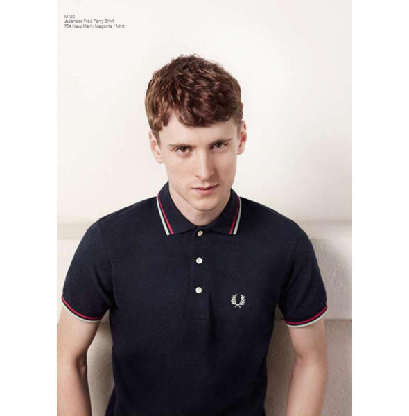 Fred Perry FW 2010. Изображение № 8.