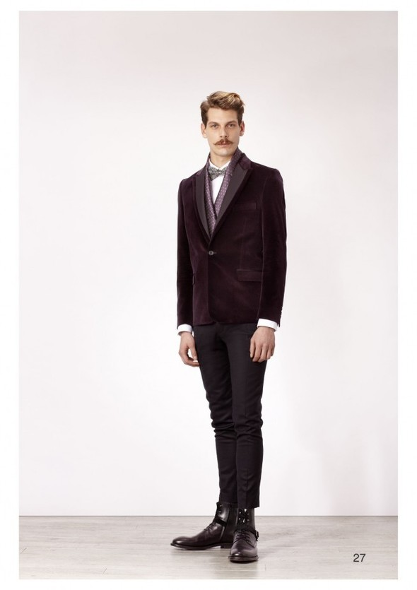 Paul & Joe Autumn/Winter 2011 Lookbook. Изображение № 9.