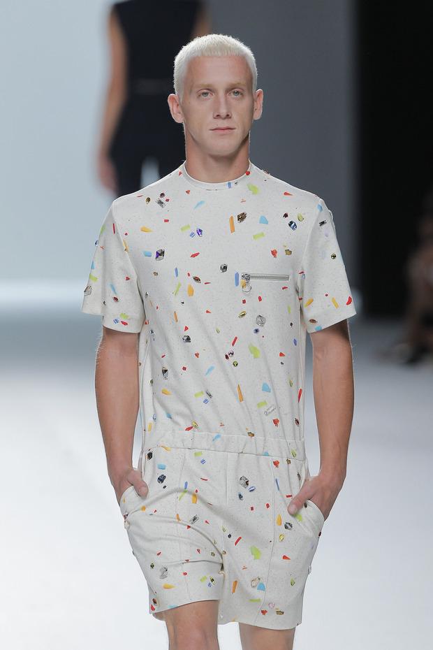 Madrid Fashion Week SS 2013: DAVIDELFIN. Изображение № 26.