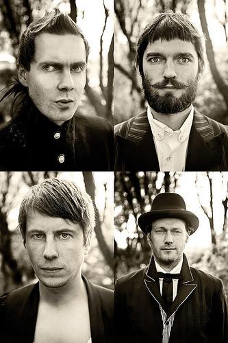 Новый альбом Sigur Rós уженеза горами. Изображение № 1.