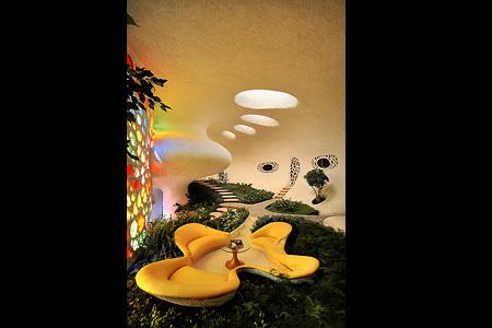 Биоорганическая архитектура: домракушка. Изображение № 4.