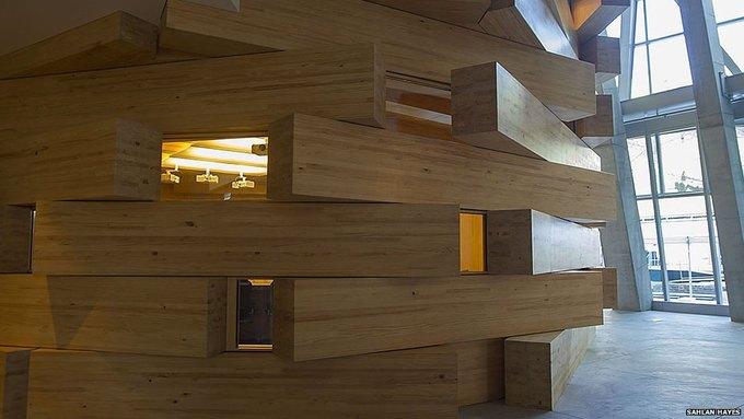 В Сиднее открыли здание авторства Фрэнка Гери. Изображение № 5.