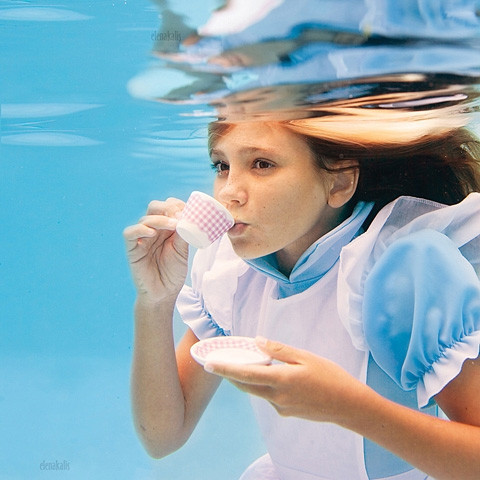 Елена Келис: Alice in WaterLand. Изображение № 10.
