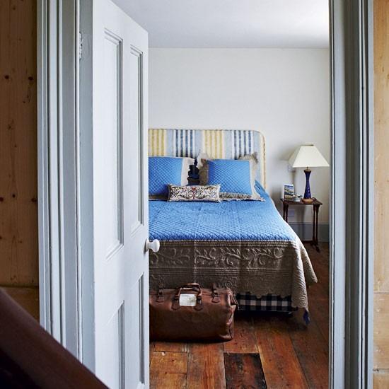 Винтажные спальни. Изображение № 7.