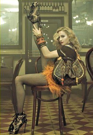 Madonna дляLouis Vuitton. Изображение № 1.