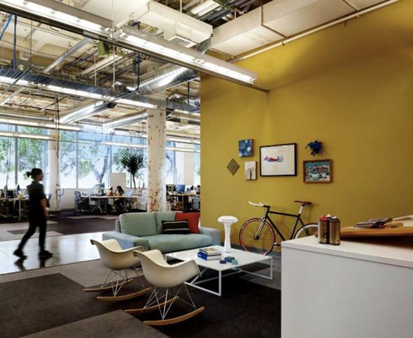 Новый офис Facebook. Изображение № 2.