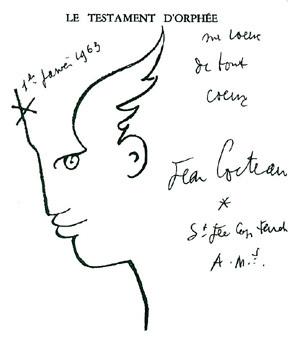 Алхимическая природа поэзии Жана Кокто. Изображение № 5.