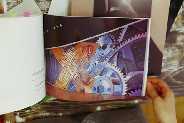 Рабочее место: Кристина Штейнбрехер, арт-директор ЦДХ. Изображение № 35.