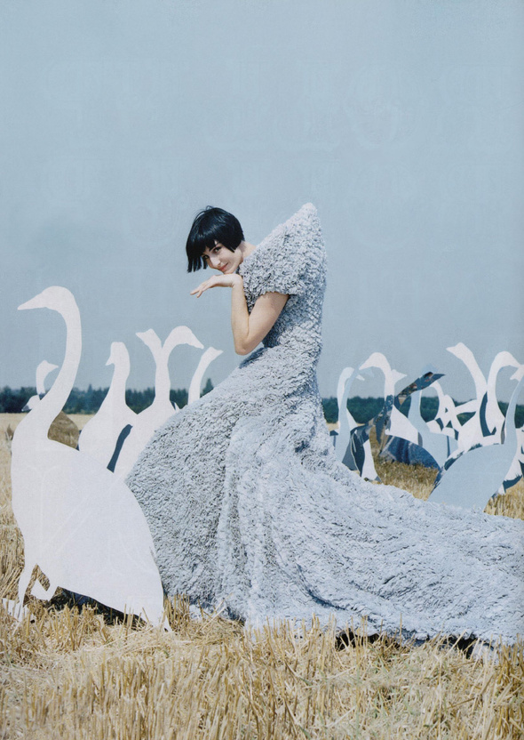 Pantomime by Tim Walker. Изображение № 1.