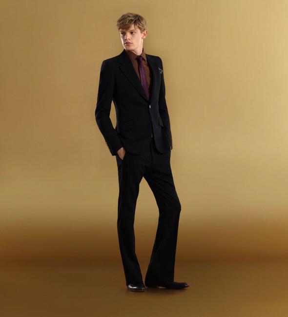 Лукбук: Gucci Fall 2011 Menswear. Изображение № 2.