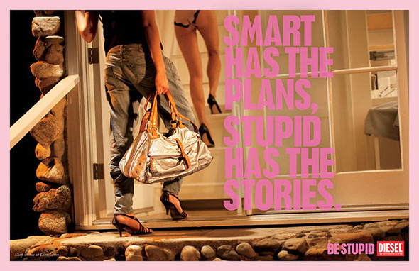 Кампания Be Stupid. Изображение № 30.