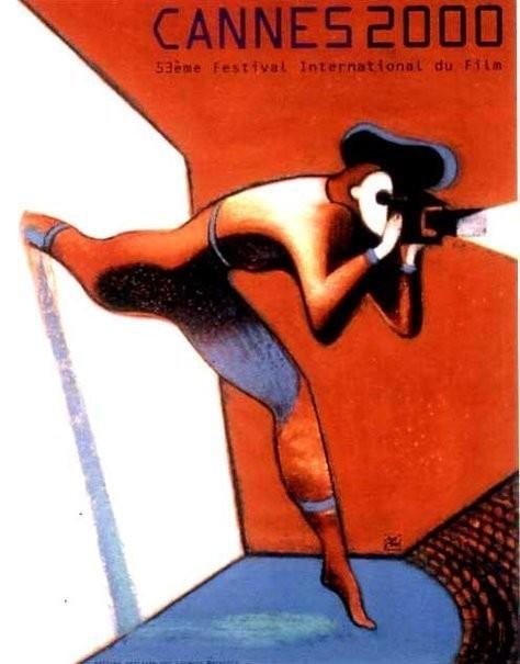 Изображение 53. Постеры: История Каннского кинофестиваля в плакатах.. Изображение № 12.