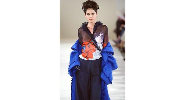 Японский вклад в haute couture. Изображение № 40.