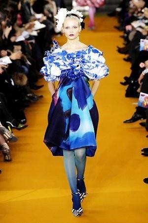 Изображение 5. Платье-баллон – классика, проверенная временем.. Изображение № 9.