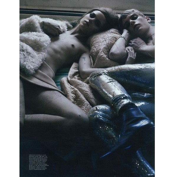 5 новых съемок: Interview, Russh, Vogue и Volt. Изображение № 12.