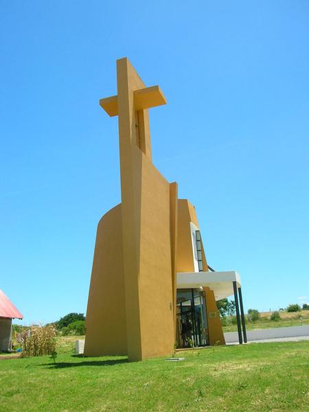 Самые удивительные церкви IАрхитектура IТоп-30. Изображение № 20.