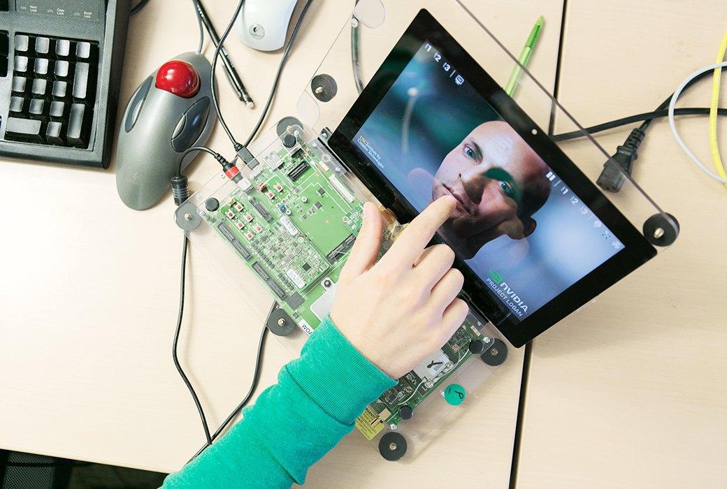 Где работают создатели процессоров Nvidia. Изображение № 11.