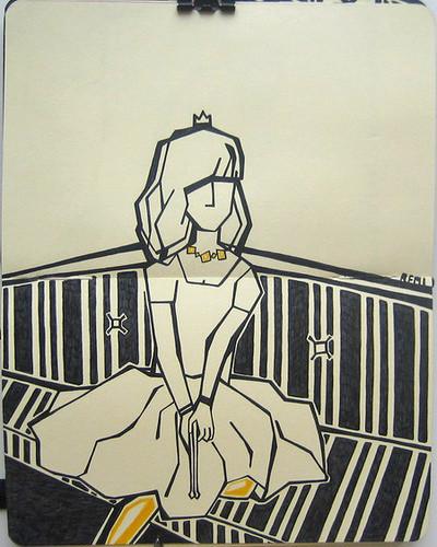 «Девочка изВладимира»?. Изображение № 1.