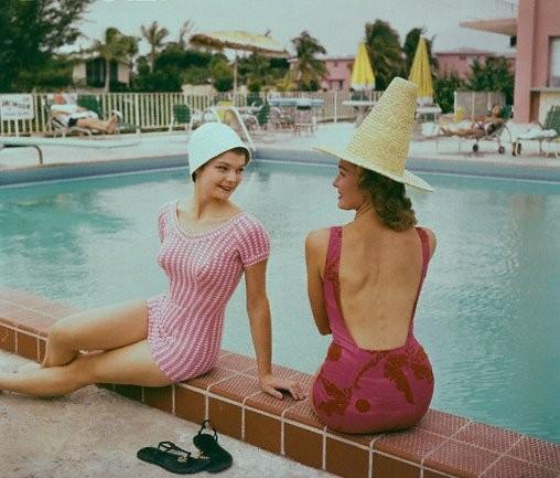 Ретро-купальник 1950 год. Изображение № 22.