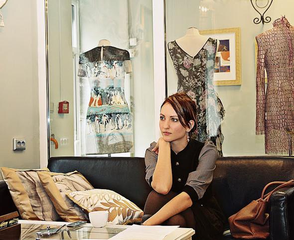 """Проект """"Модное интервью"""": Стас Лопаткин. ЧАСТЬ 1. Изображение № 3."""