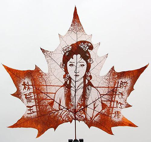 Резьба по листьям. Изображение № 6.