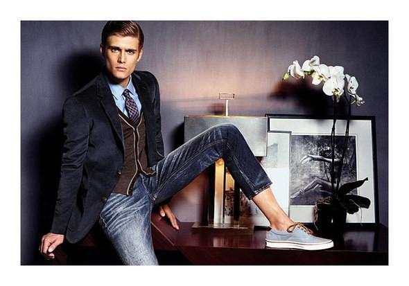 Изображение 42. Лукбуки: Gucci, Comme des Garcons, Burberry и другие.. Изображение № 42.