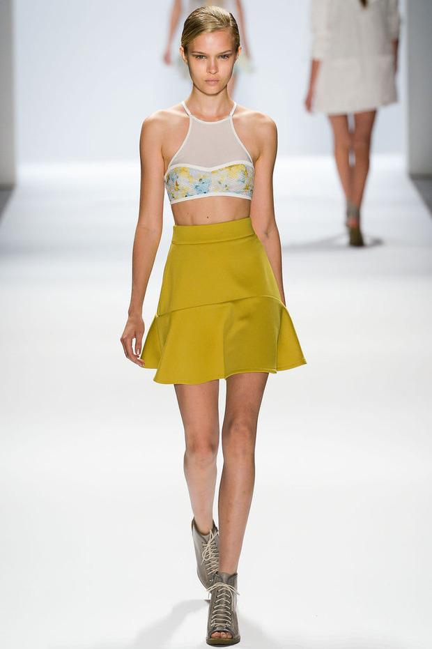 Неделя моды в Нью-Йорке: День 1. Изображение № 28.