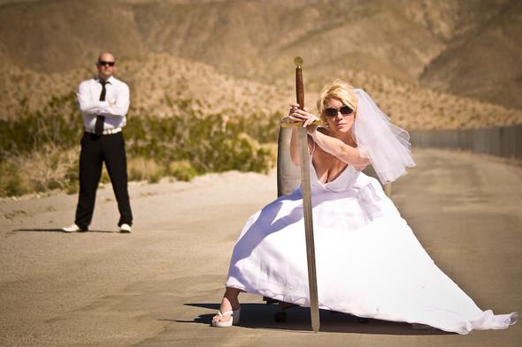 Trash the Dress: смерть свадебному платью!. Изображение № 36.