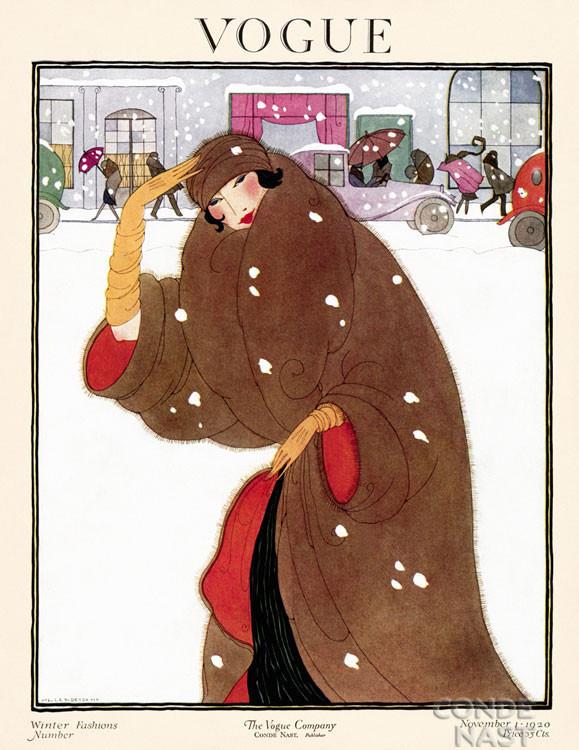 Калейдоскоп обложек Vogue. Изображение № 11.