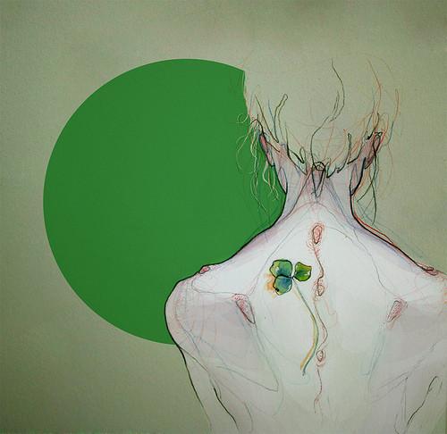 Чувства; карандашом и акварелью. Изображение № 1.