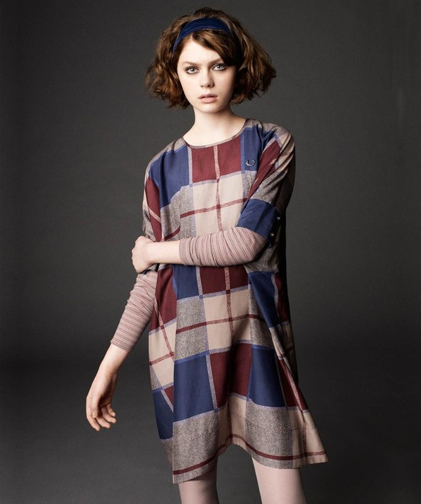 FRED PERRY AW11 LAUREL WREATH COLLECTION «ШАХ И МАТ». Изображение № 1.