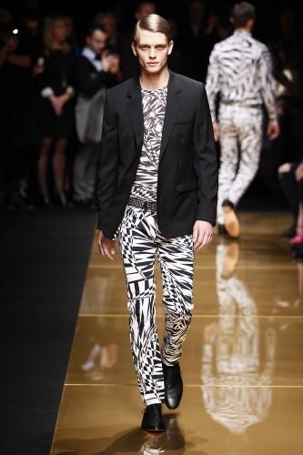 Вечеринка Versace for H&M: Как это было. Изображение № 38.