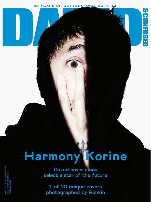 Обложки: 20 знаменитостей в объективе Ранкина для Dazed & Confused. Изображение № 11.