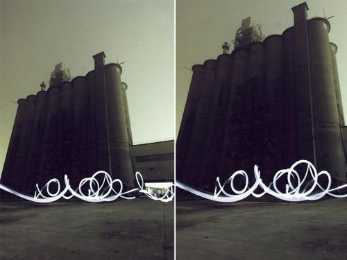 Да будет свет: 7 мастеров по световым граффити. Изображение № 17.