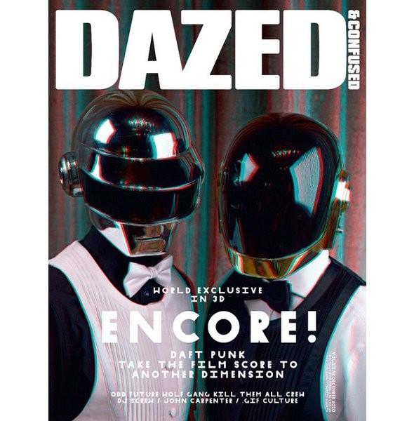 Новые обложки: Bon, Dazed & Confused и другие. Изображение № 2.