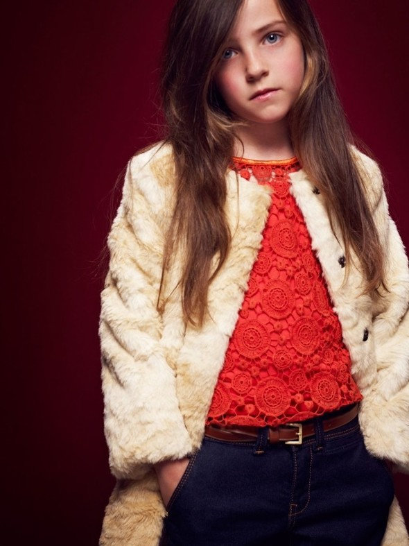 Кампания: Zara Kids FW 2011. Изображение № 10.