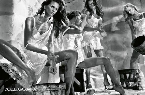 Изображение 17. Рекламные кампании: Lanvin, Prada, Balenciaga и другие.. Изображение № 22.