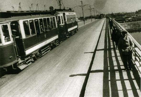 На мосту, 1931 г.. Изображение № 44.