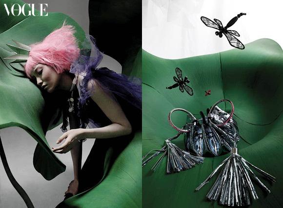 Korea Vogue, March 2006. Изображение № 6.