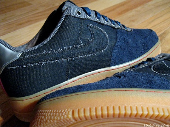 Nike Air Force 1 Bespoke Bone Rack by Jason Curtin. Изображение № 6.