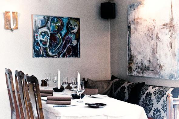 Ресторан Jernbergska в старом городе в Эскильстуне. Изображение № 66.