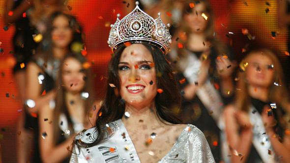 «Мисс Россия 2010» стала Ирина Антоненко. Изображение № 1.