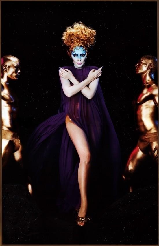 Изображение 8. Кайли Миноуг - греческая богиня любви: музыкальные победы и эксклюзивные фотографии.. Изображение № 9.