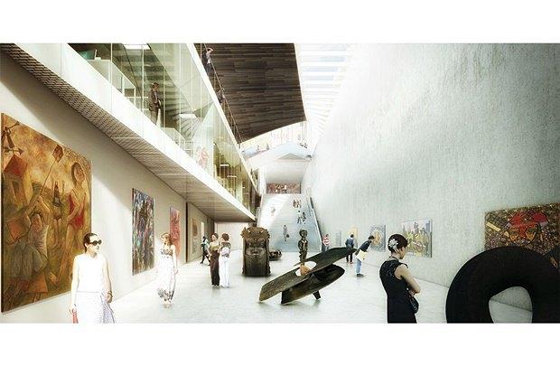 Концепт: проект Смитсоновского института. Изображение № 9.