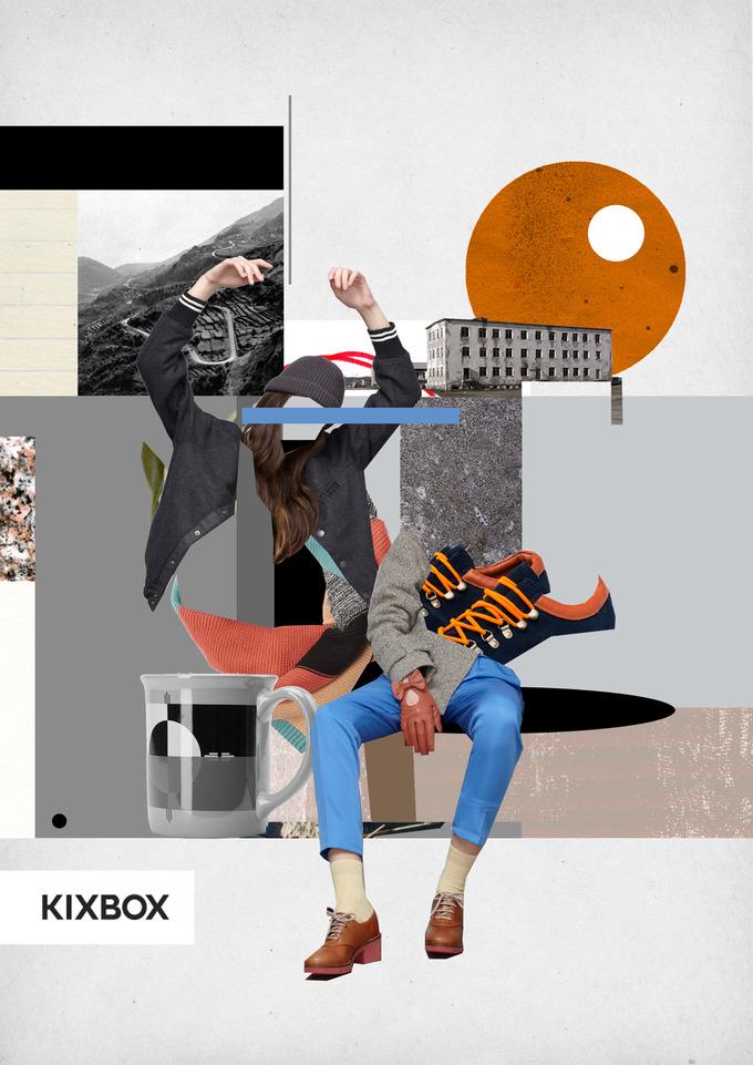 Алексей Лука создал арт-проект для Kixbox. Изображение № 1.