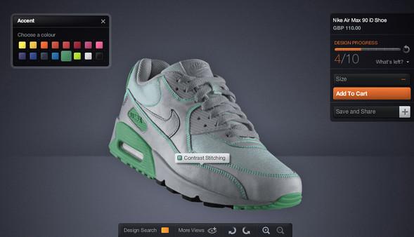 Nike ID. Изображение № 3.