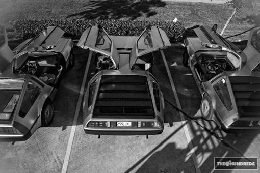 DeLorean. Автомобиль-легенда. Часть 1. Изображение № 10.