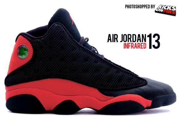 Расцветки Air Jordan, которые вы хотели бы видеть. Изображение № 13.