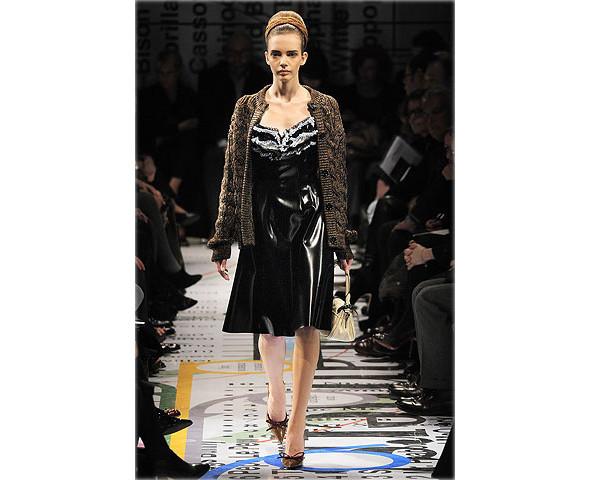 Показ Prada на Неделе моды в Милане. Изображение № 21.