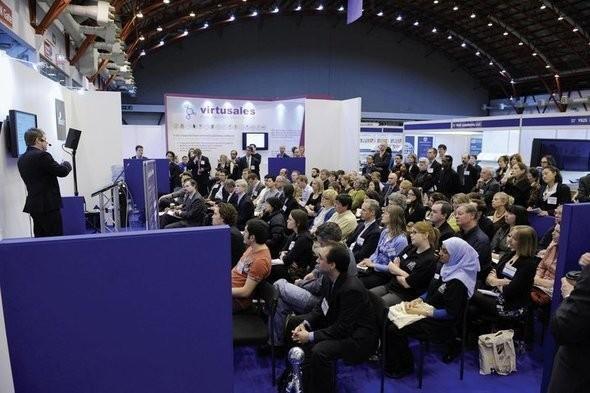 События на ярмарке собирают огромное количество издателей, литературных агентов и критиков.. Изображение № 2.